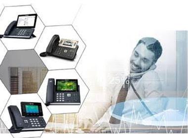 טלפוני YEALINK IP
